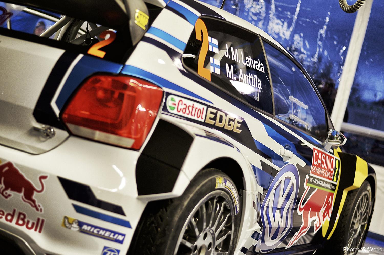 FIA WORLD RALLY CHAMPIONSHIP 2014 – WRC Rallye Monte Carlo