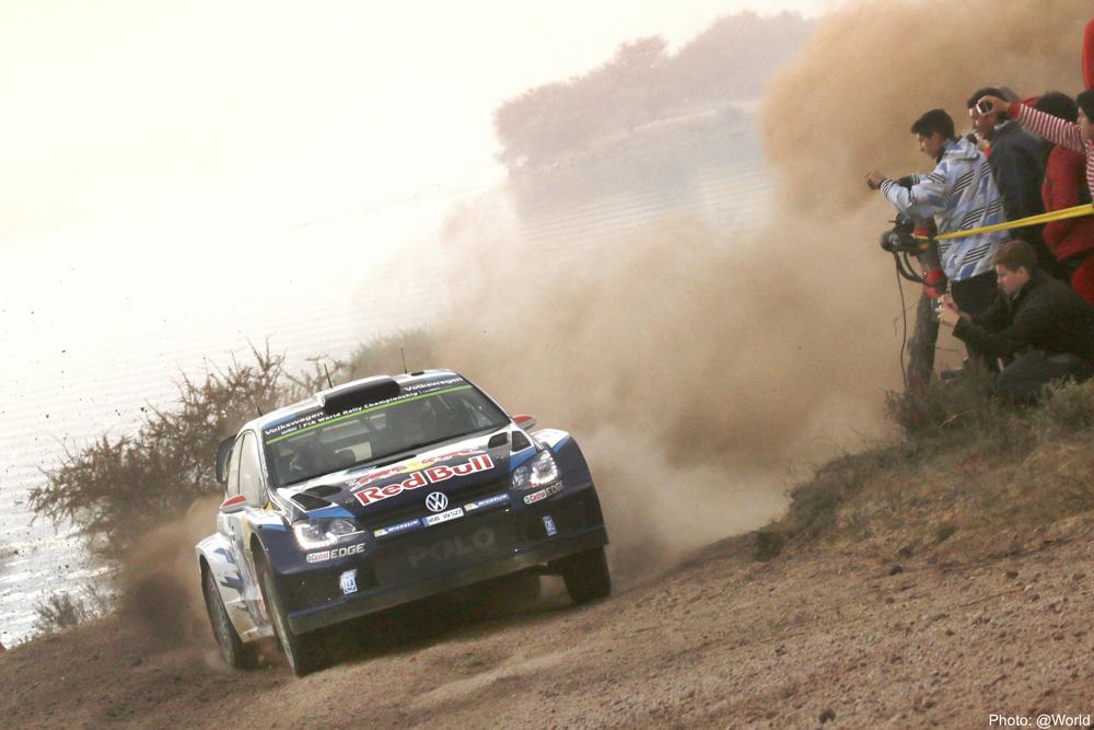 FIA WORLD RALLY CHAMPIONSHIP 2015 – WRC Rally Argentina