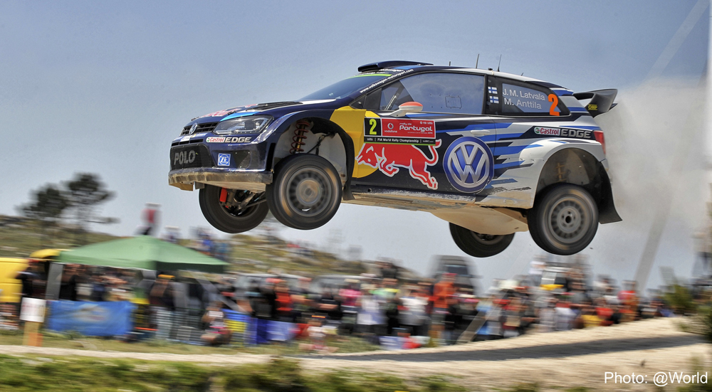 FIA WORLD RALLY CHAMPIONSHIP 2015 – WRC Rally Portugal