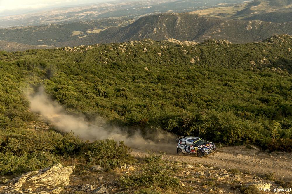 FIA WORLD RALLY CHAMPIONSHIP 2015 – WRC Italia Sardegna