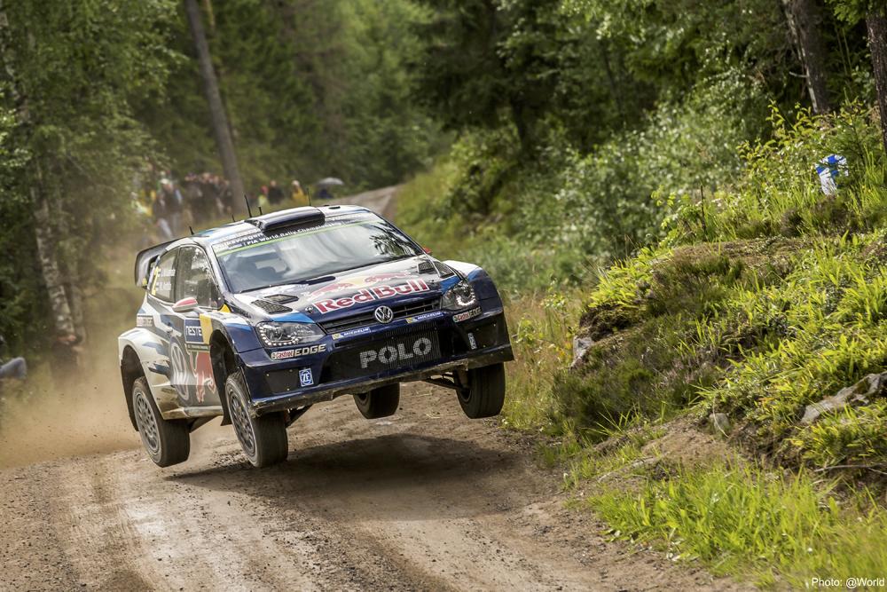 FIA WORLD RALLY CHAMPIONSHIP 2015 – WRC FINLAND