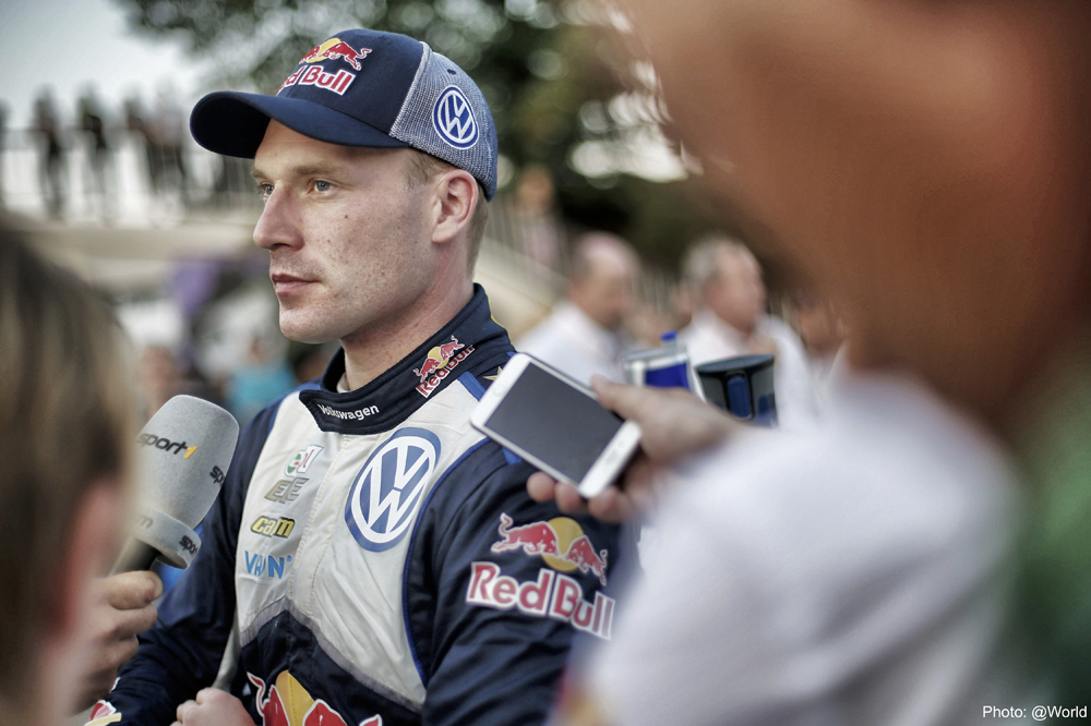 FIA WORLD RALLY CHAMPIONSHIP 2015 – WRC DEUTSCHLAND