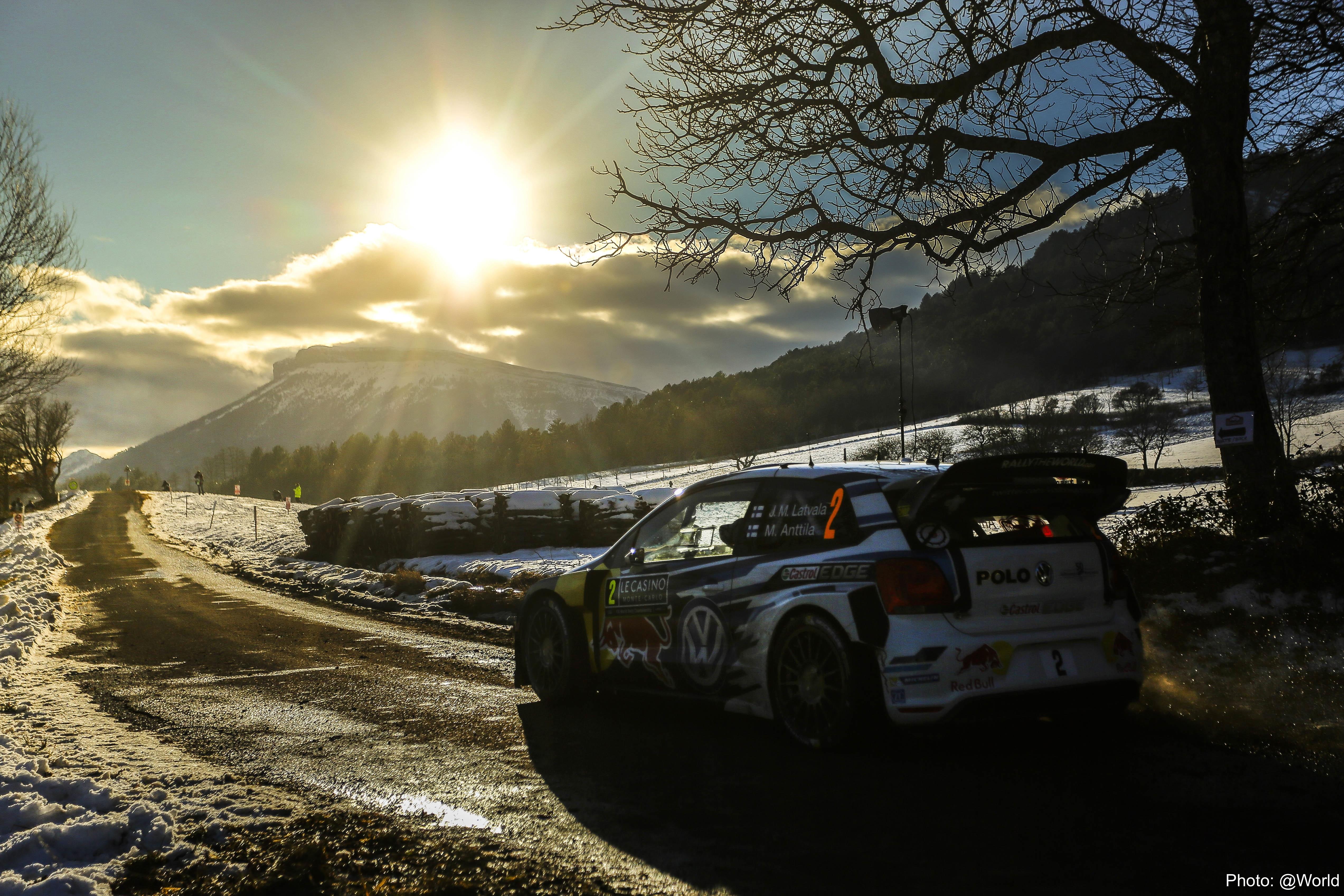 FIA WORLD RALLY CHAMPIONSHIP 2016 – WRC MONTE CARLO