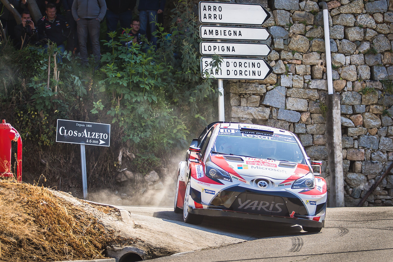FIA WORLD RALLY CHAMPIONSHIP 2017 – WRC TOUR DE CORSE