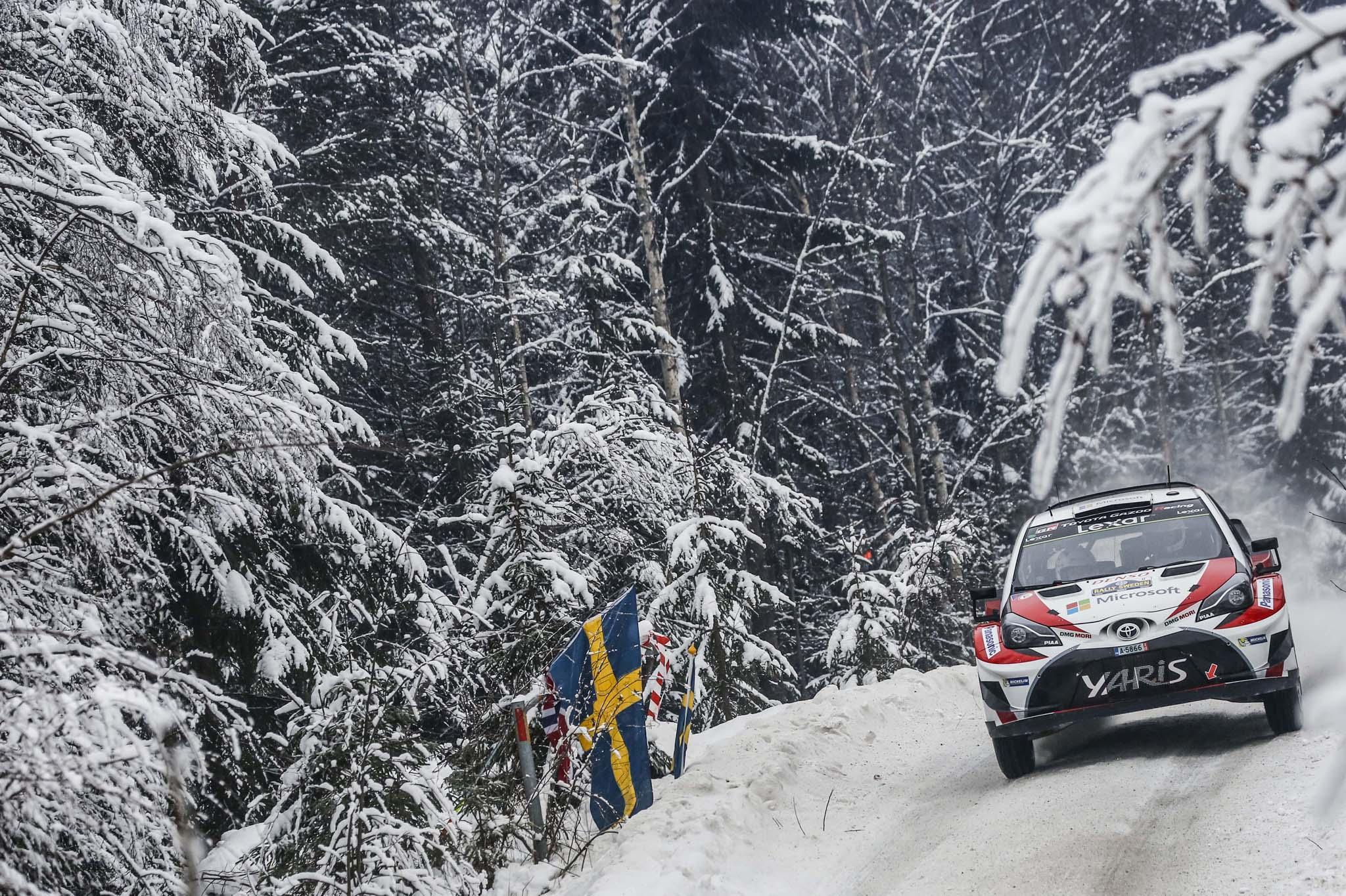 FIA WORLD RALLY CHAMPIONSHIP 2017 – WRC SWEDEN