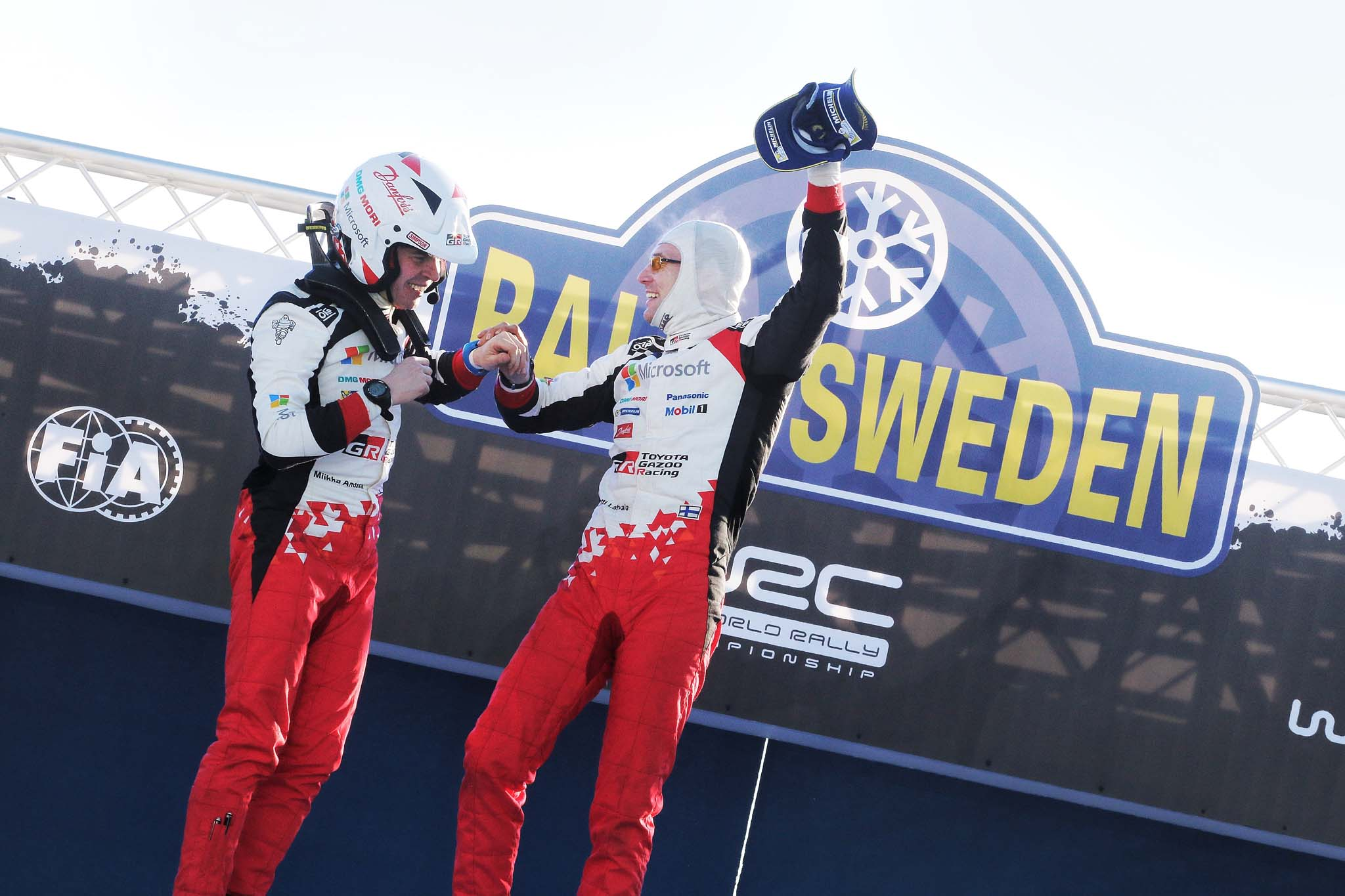 FIA WORLD RALLY CHAMPIONSHIP 2017 – WRC SWEDEN