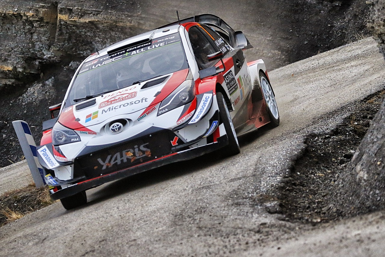 FIA WORLD RALLY CHAMPIONSHIPMONTE CARLO