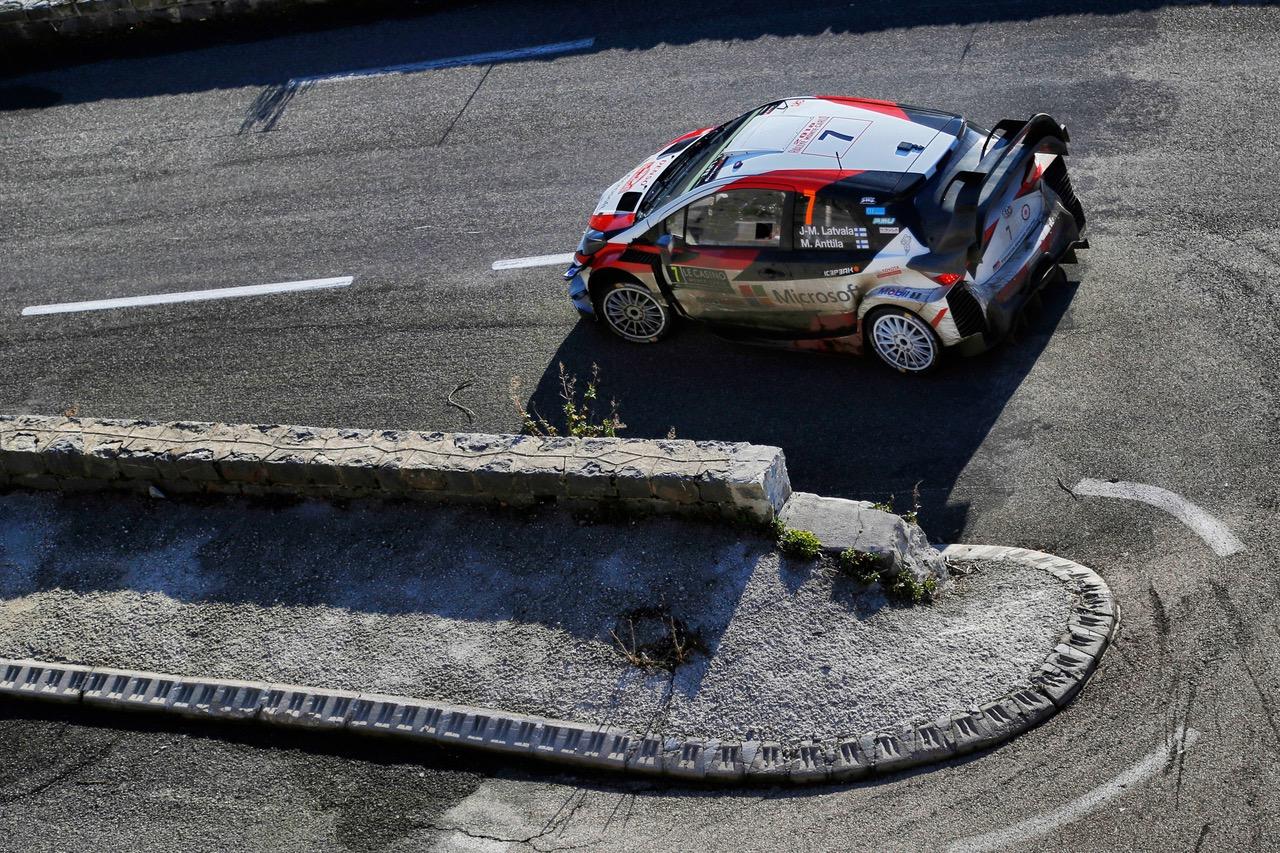 FIA WORLD RALLY CHAMPIONSHIPMONTE CARLO
