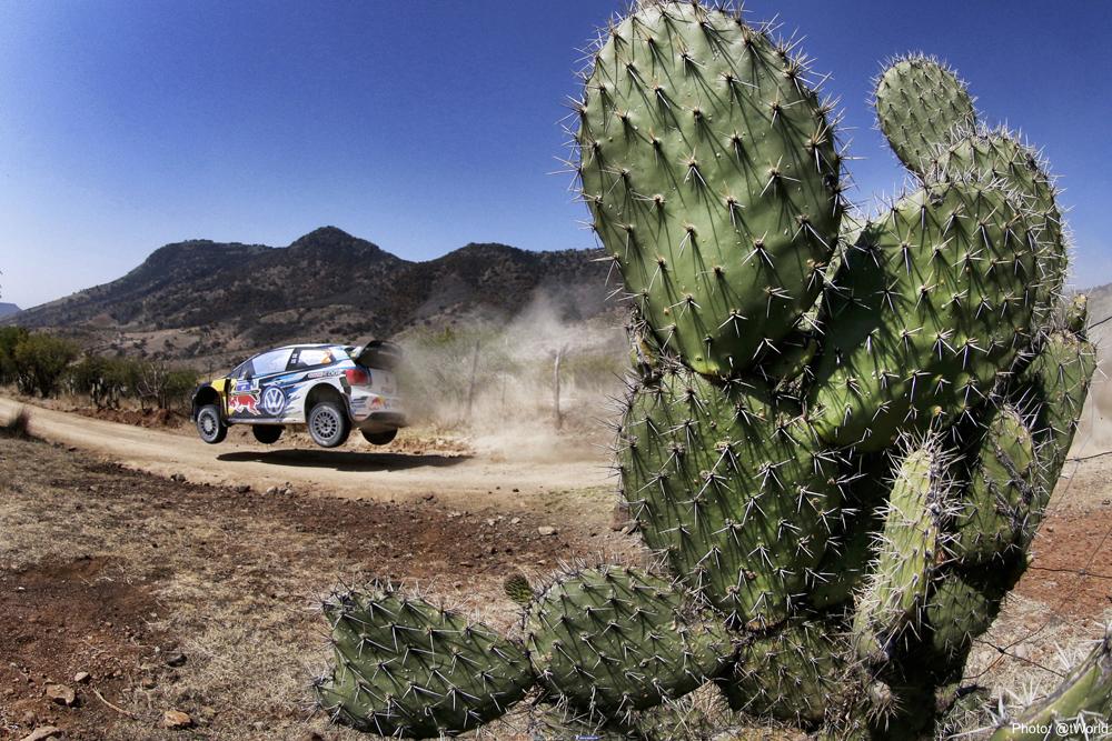 FIA WORLD RALLY CHAMPIONSHIP 2015 – WRC Rally Mexico