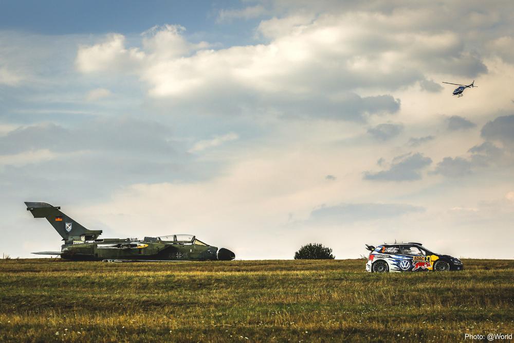 FIA WORLD RALLY CHAMPIONSHIP 2015 – WRC DEUTSCHLAND