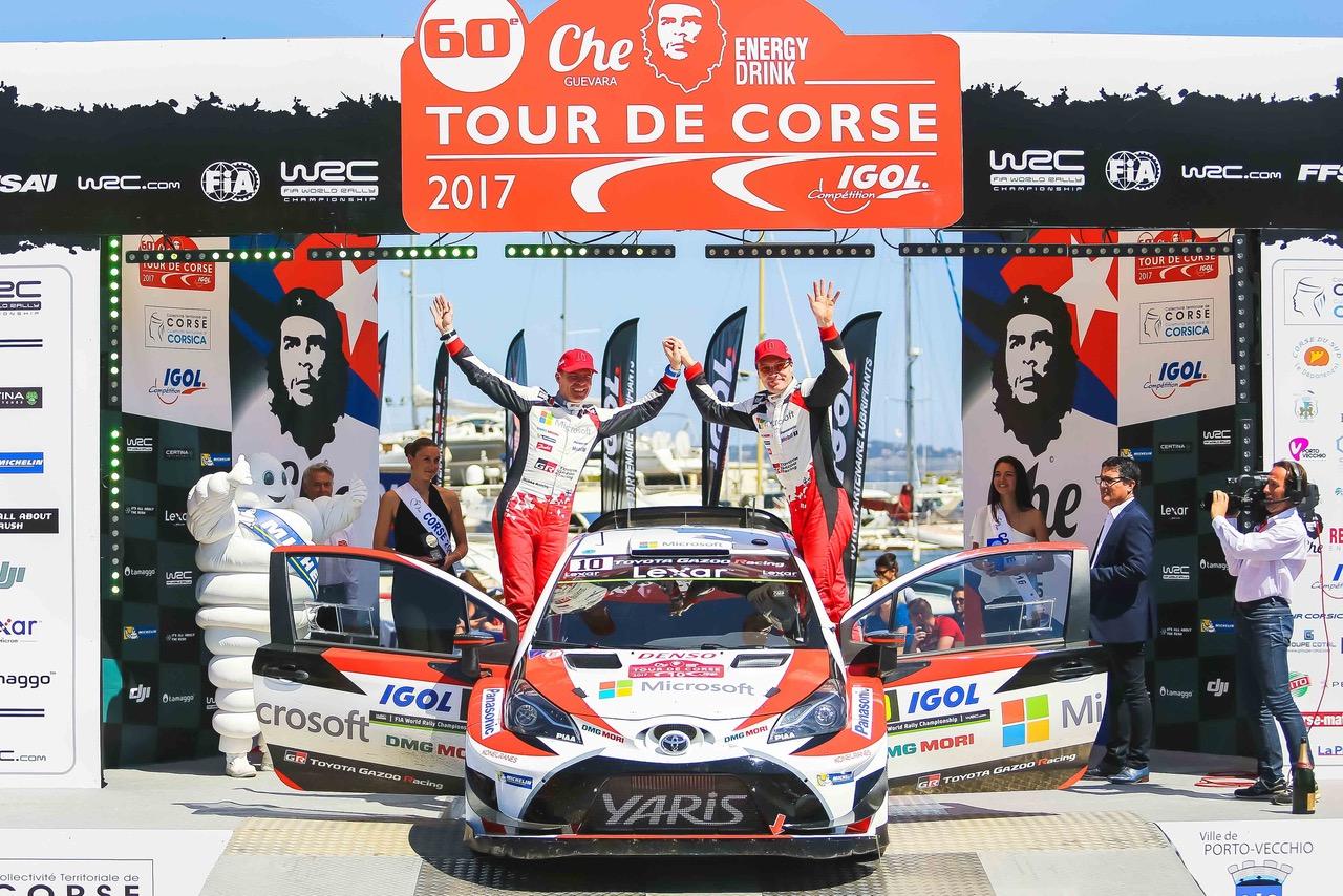 FIA WORLD RALLY CHAMPIONSHIP 2017 – WRC TOUR DE CORSE